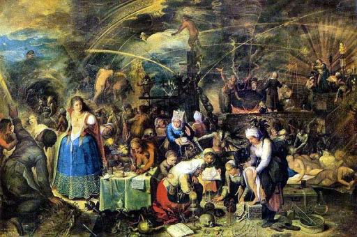 asamblea de brujas-hexensabbat